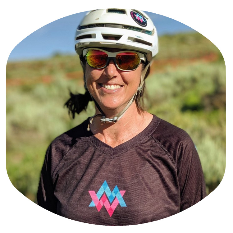 Shelly Wedge mtb coach