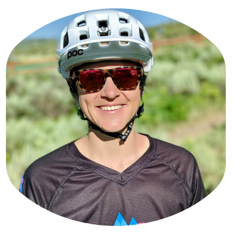Wasatch retreat mtb coach Virginia Solomon
