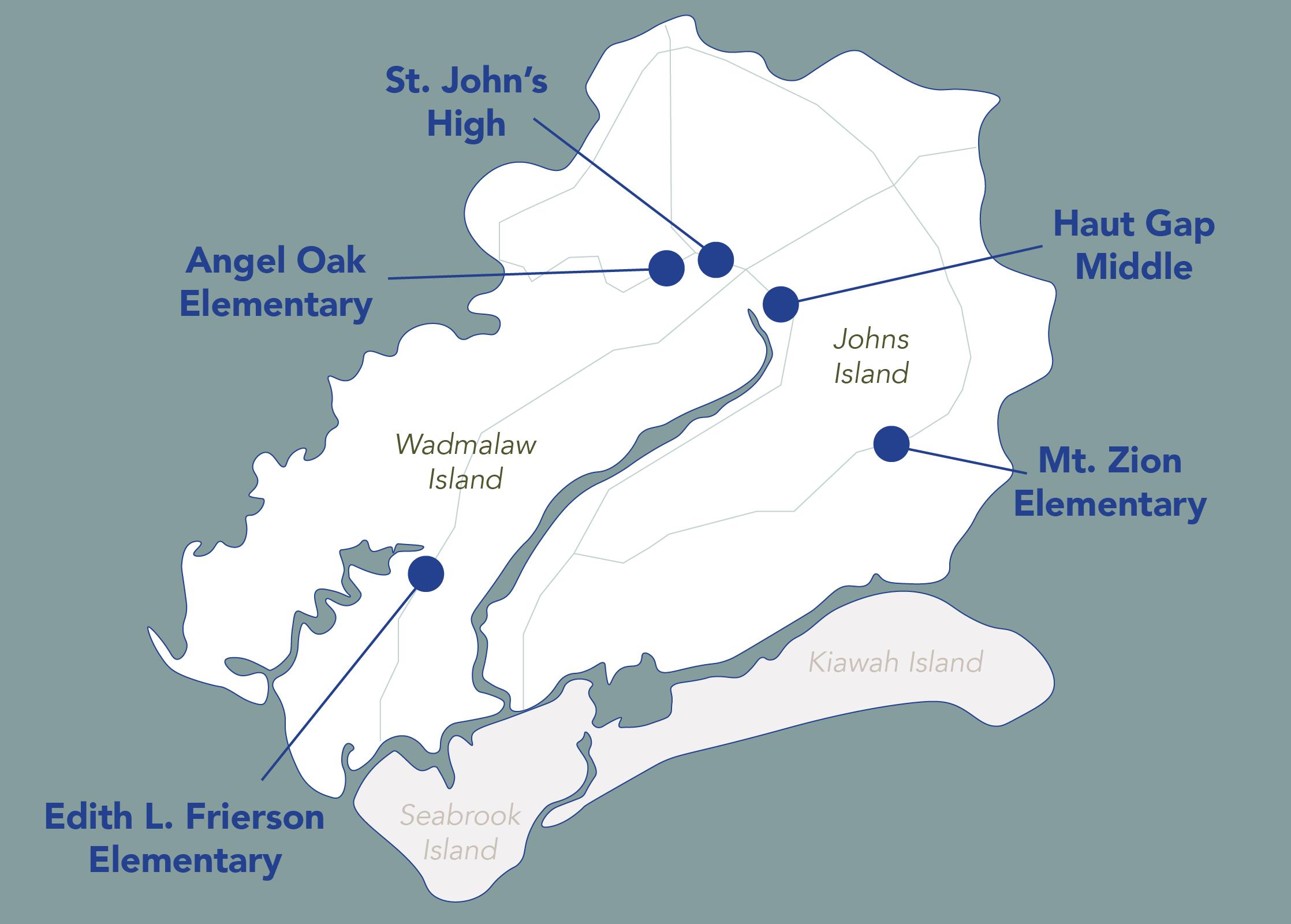 District 9: Johns and Wadmalaw Island Public Schools