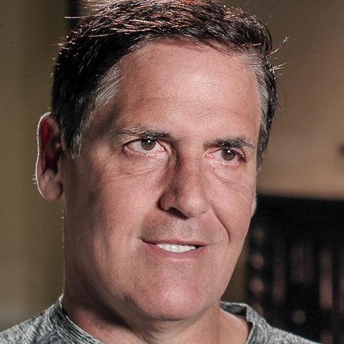 "Mark Cuban - Tech EntrepreneurTV Personality, ""Shark Tank"""