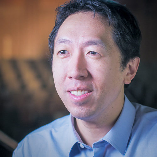 Andrew Ng - Computer Scientist, Stanford University