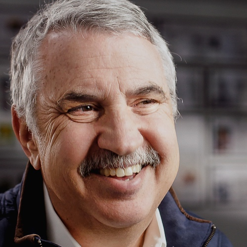 Thomas Friedman - Journalist, The New York TimesAuthor, Thank You for Being Late
