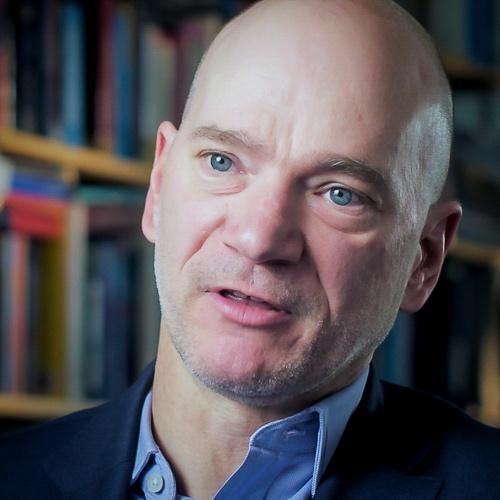 Andrew McAfee - Research Scientist, MITCo-Author, Machine, Platform, Crowd
