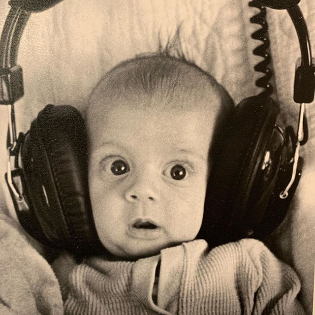 If you're not listening to Taboo like this baby is, you're doing something wrong! 😂 . . . . . . #radio #interview #radiostation #upcomingartist #singer #songwriter #single #music #musician #performer #performance #artist #song #sing #album #countdown #musicindustry #nashville #LA #USA #newartist #newmusic #release #taboo