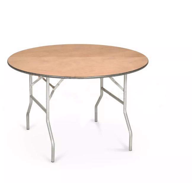 Foldable Circle Table