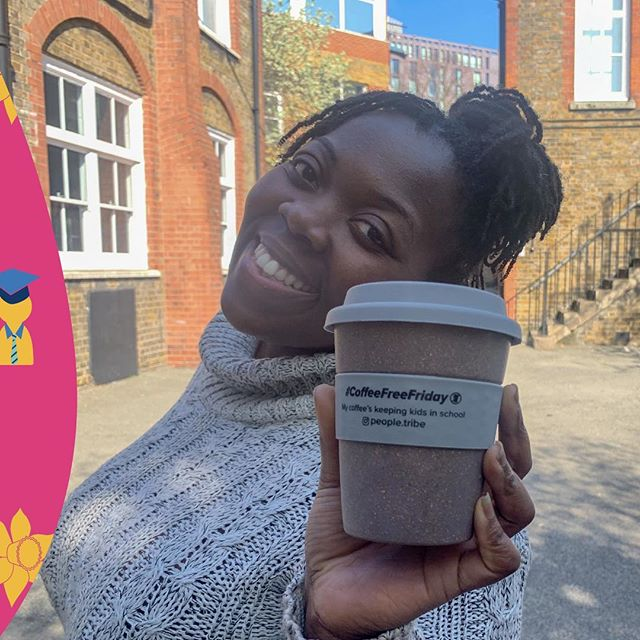 """My coffee's keeping kids in school! . Schools and education teach so much more than academia. They impart knowledge of our human rights and inspire or dreams. Education continues the great march towards equality and more representative democracy. . Education gives the poorest and most vulnerable a voice. And with it they shout """"I have a dream"""". . #coffeefreefriday . . #democracy #educatetoempower #education #bamboocup #martinlutherkingjr #mlkjr #educationchangeseverything #educationchangeslives #educationmatters #schools #equality"""