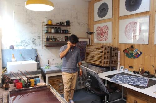 Atelier de Baykul Baris Yilmaz