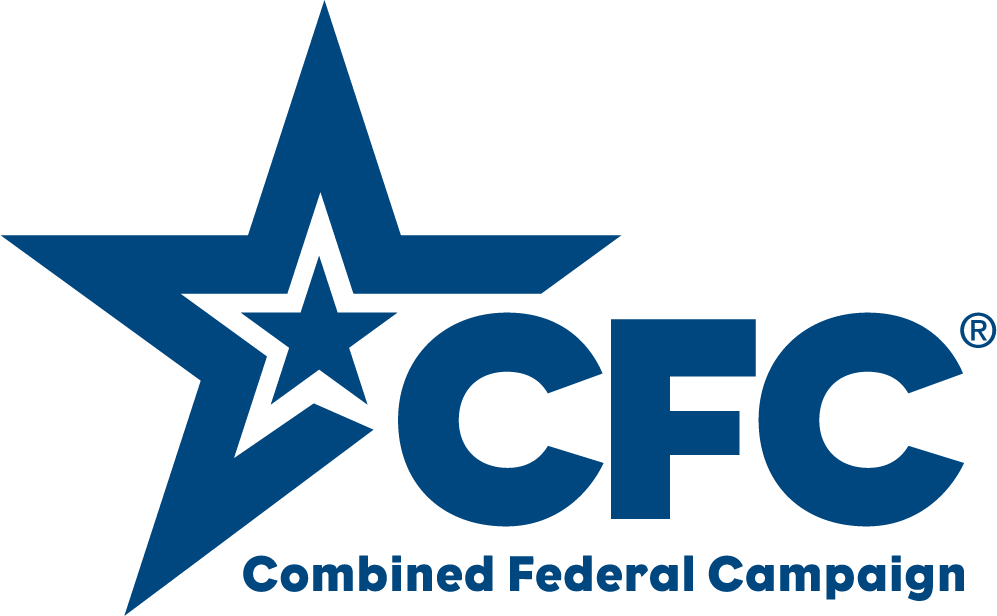 Combined federal campaign - Our organization is registered with the CFC program. Our CFC# is 84179 and our EIN is 47-5398812. If you would like to contribute through this program, please click here and enter our CFC# in the charity section.