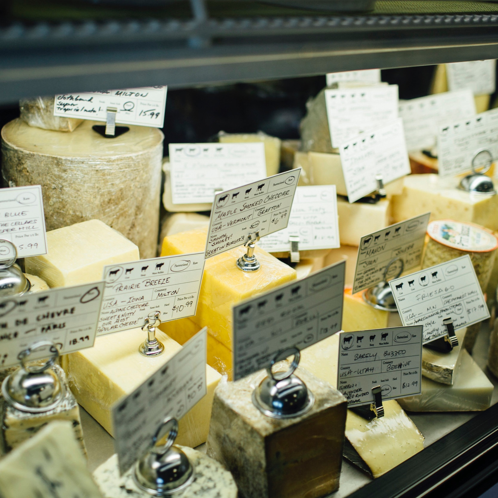 Cheese 101 - April 17th, 6:30pm