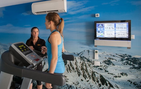 "REACH NEW HEIGHTS WITH ALTITUDE TRAININg - WE STIMULATE ALTITUDE FROM 1,000-22,000 FOOT ELEVATION""Since 1968, after the Mexico City Olympics, 95% of all Olympic and World Championship medals from the 800 through the Marathon were won by the athletes who lived or trained at altitude.""Dr. Joe Vigil 2008 USAOlympic team running coach"