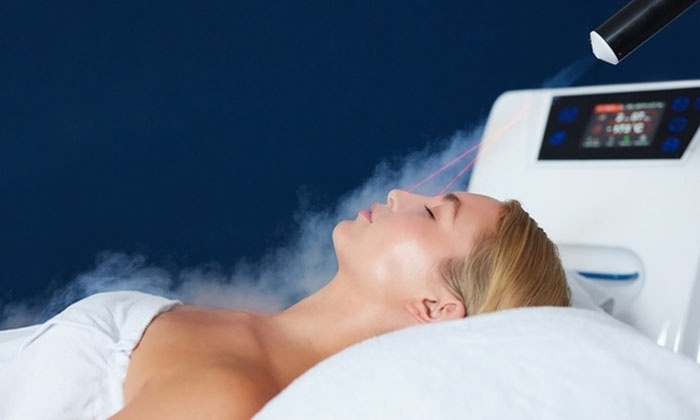 Rejuvenate your skin. - The Cryo Facial is the ultimate facial.