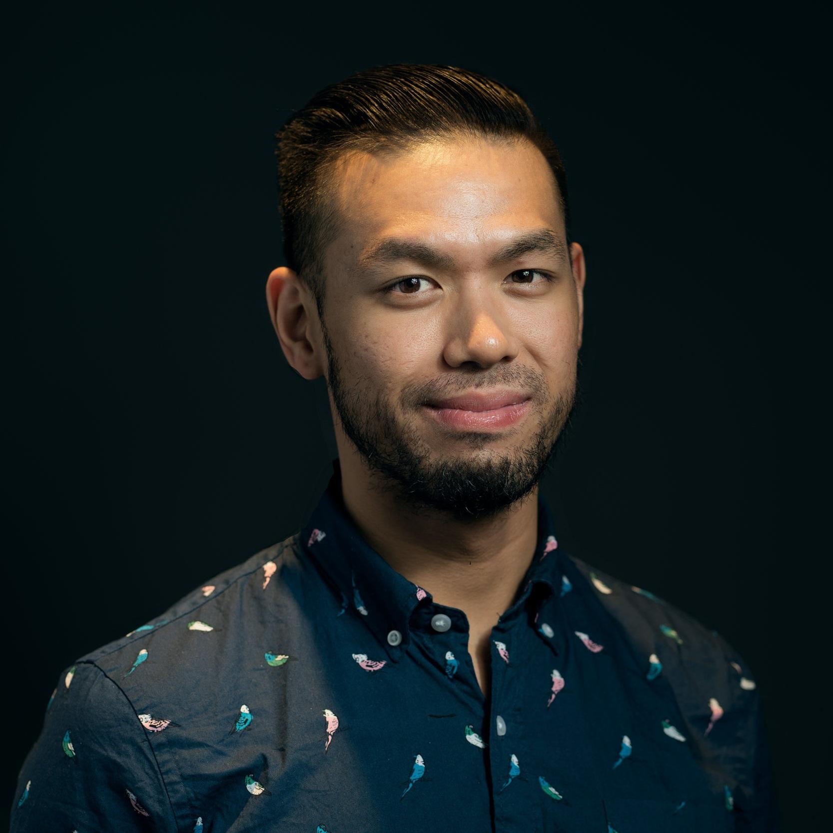 Raymond Luu - Director of Operations