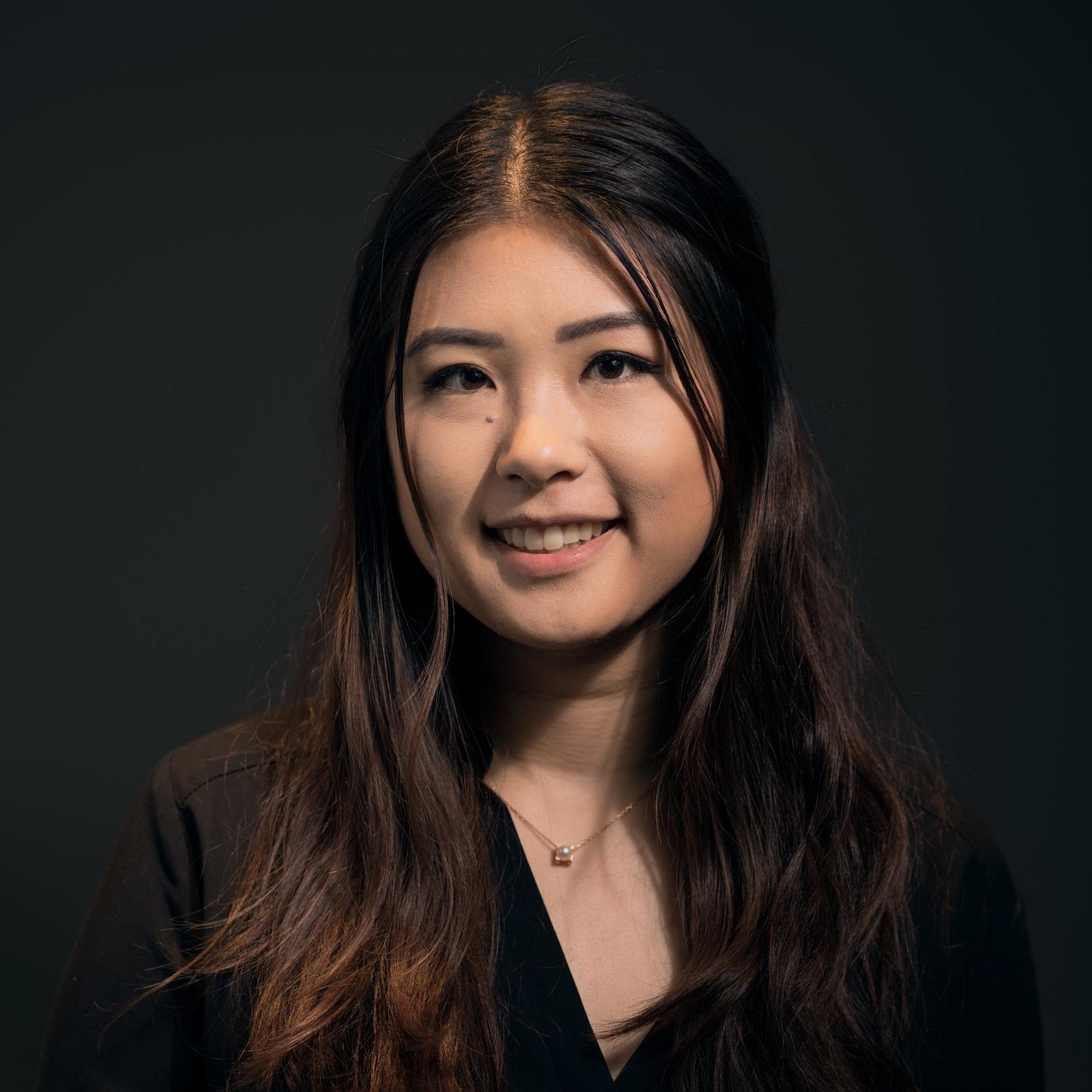 Terri Tan - Director of Fundraising