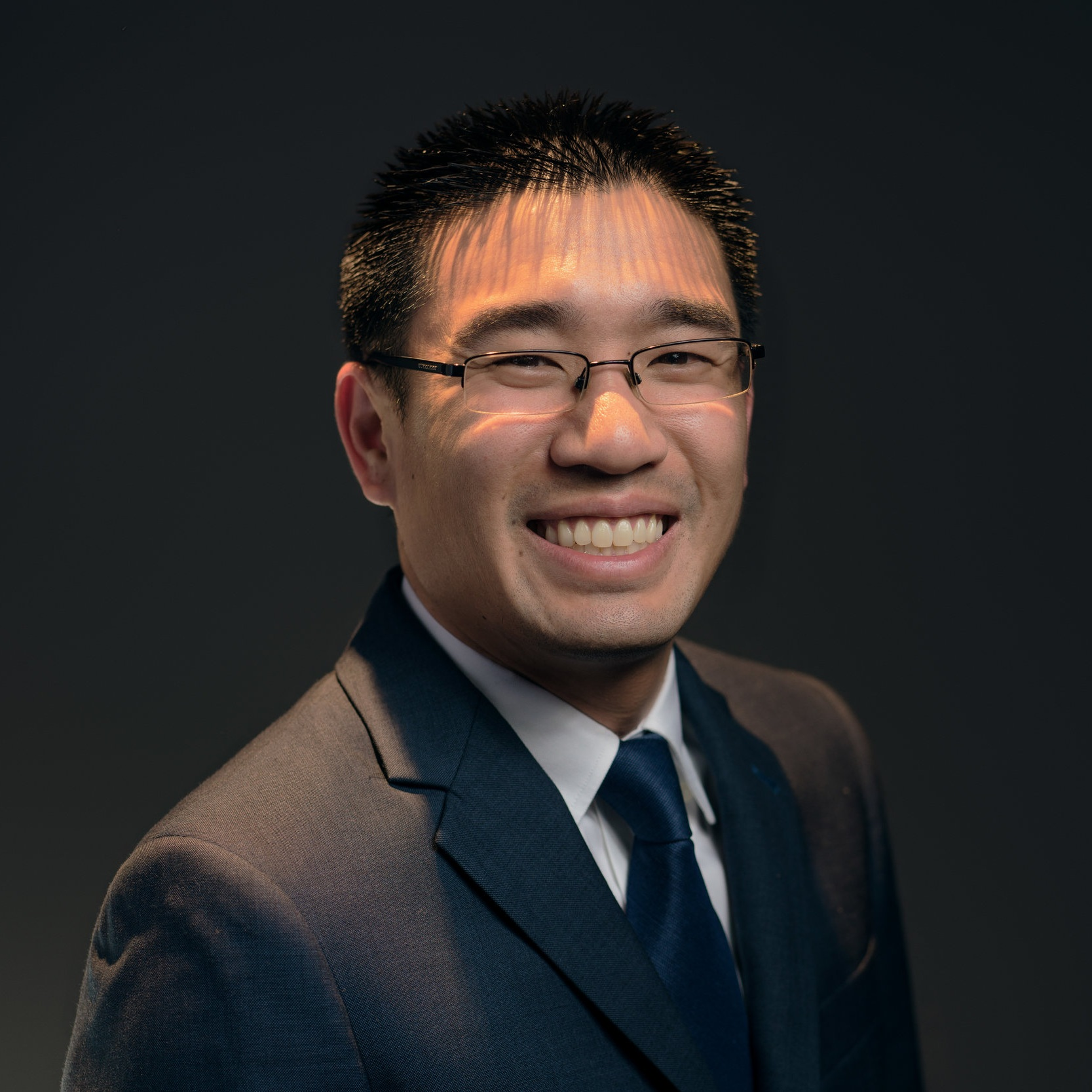Kevin Chow - Manager of Auction Donations