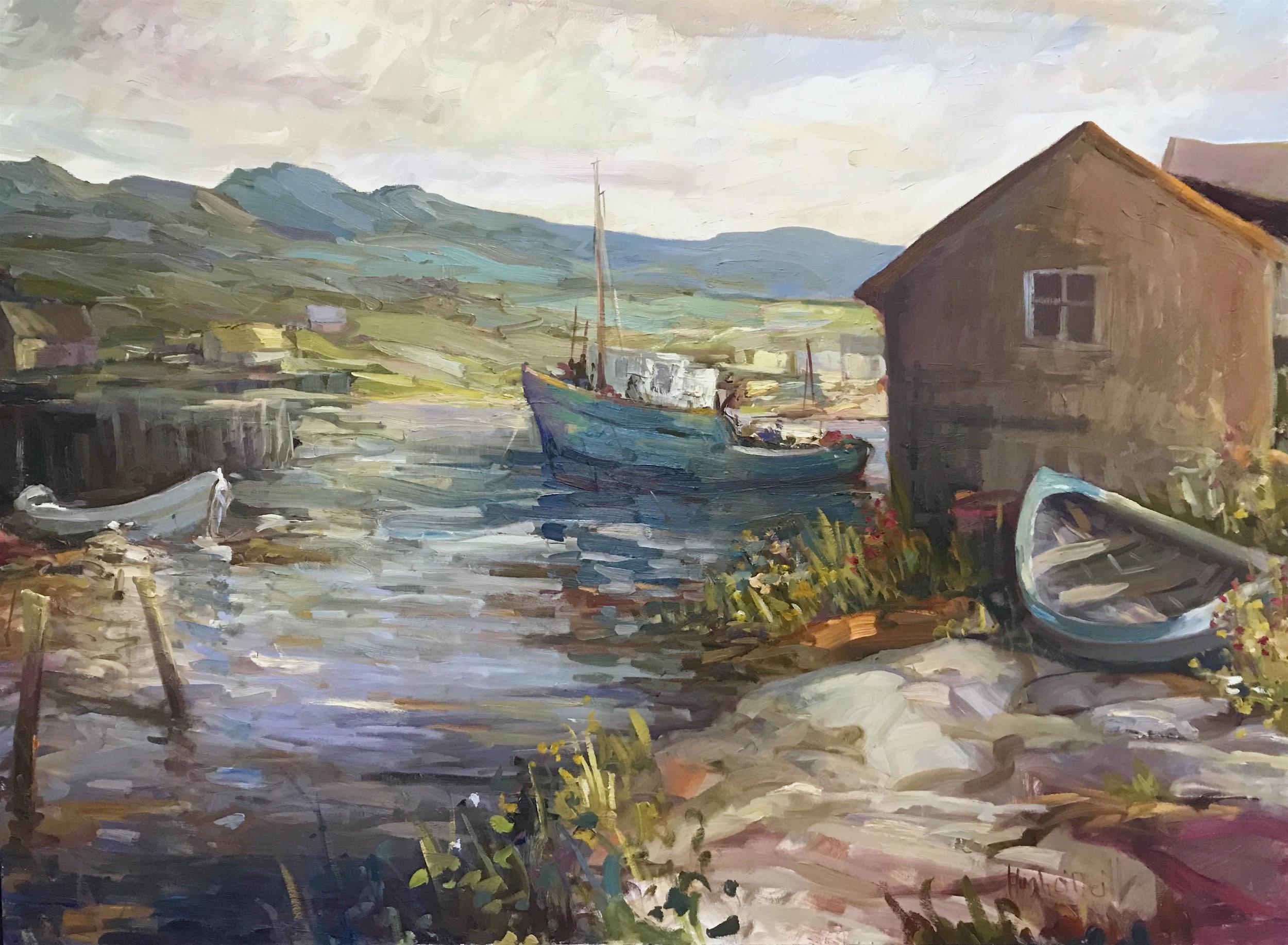 art workshops in Ireland art tours in northern Ireland
