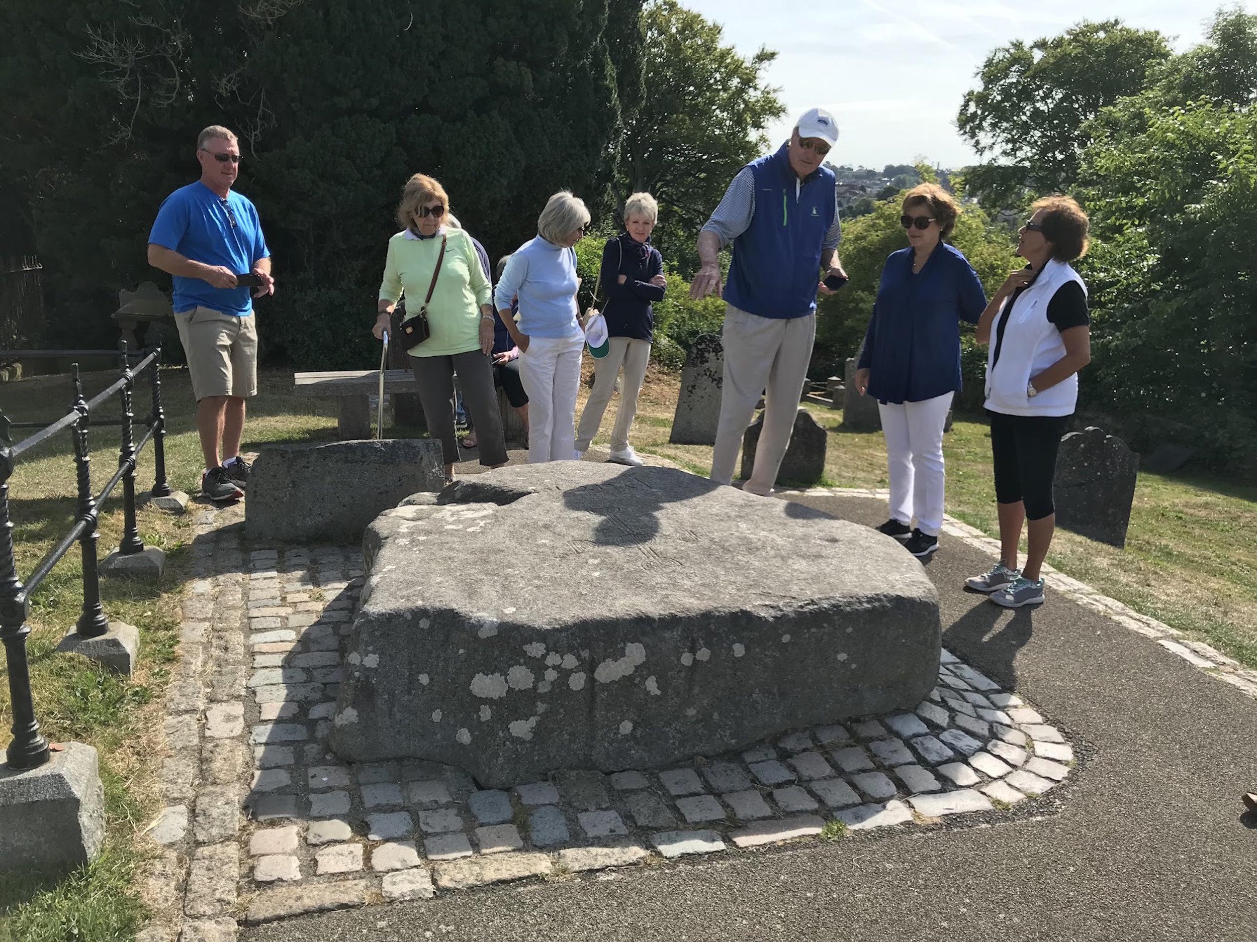 siant patricks grave site art workshops in northern Ireland.jpeg