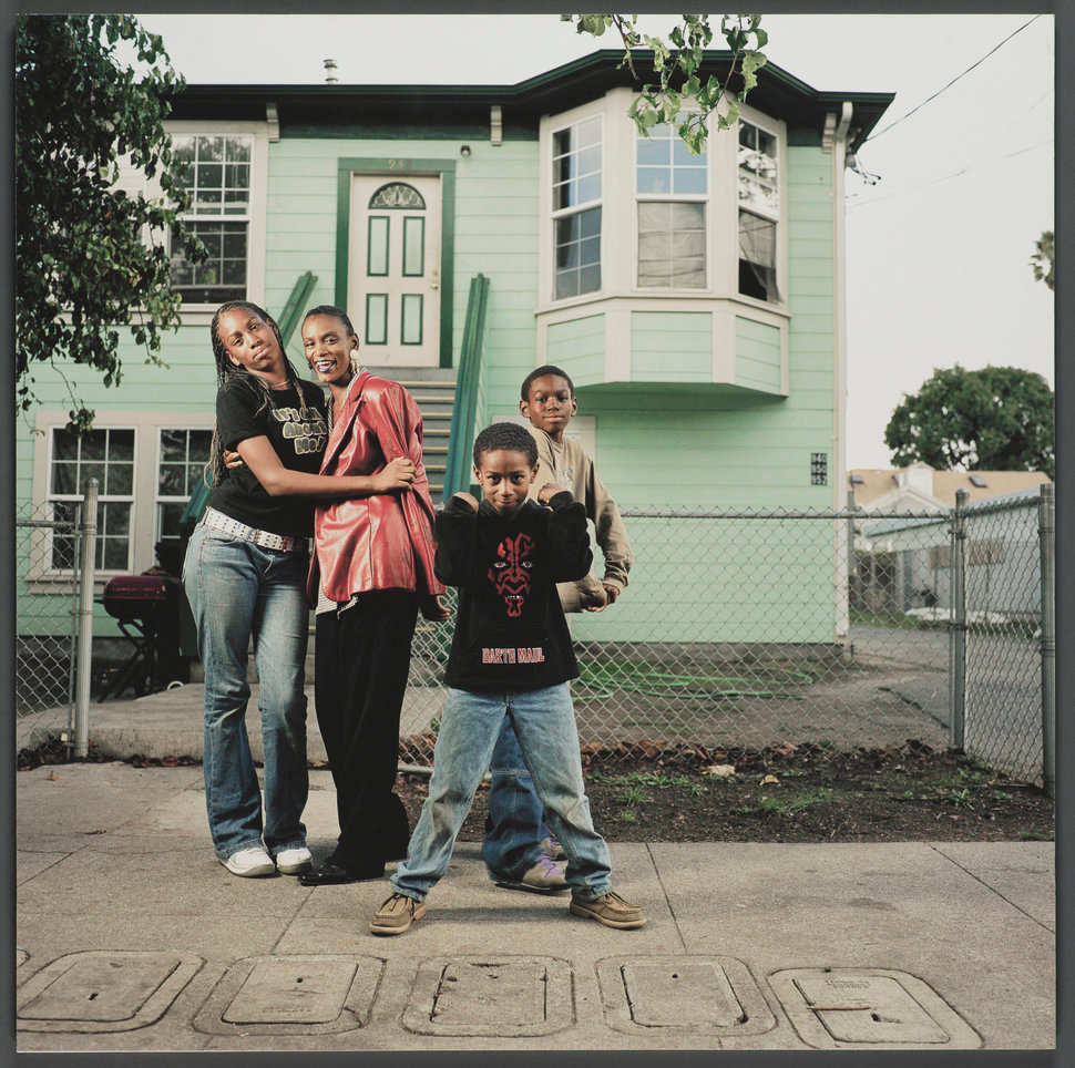 CULTURE - MOTHER OF TWO HAS REACHED BREAKING POINT OF OAKLAND'S GENTRIFICATION
