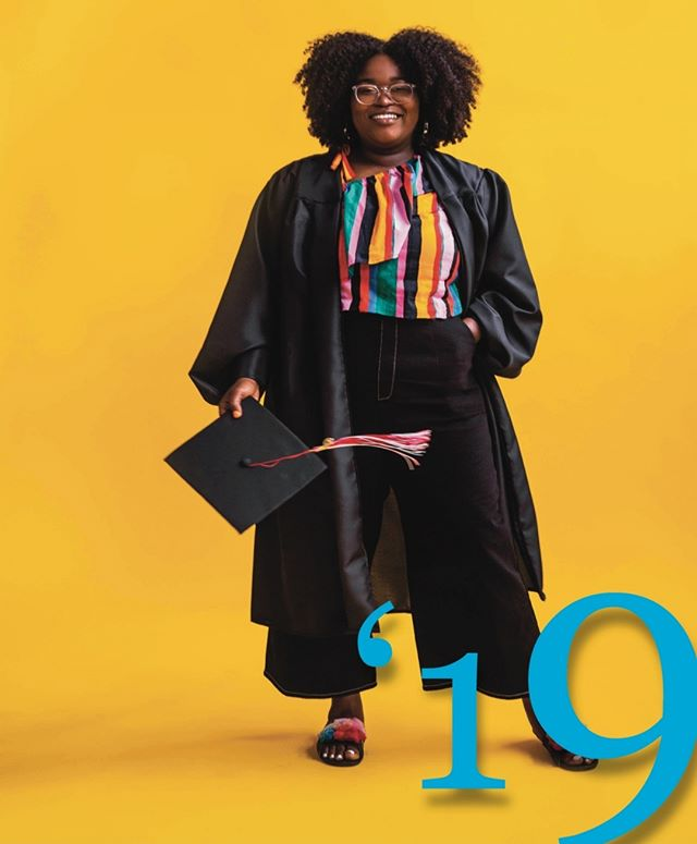 Finally made it to the finish line! Graduate from Academy of Art University with my BFA in Fashion Styling,  Photographer @paige_ricks