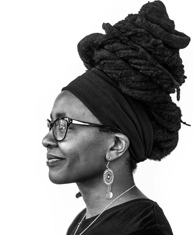 NNEDI OKORAFOR - NIGERIAN AMERICAN FANTASY & SCIENCE FICTION WRITER