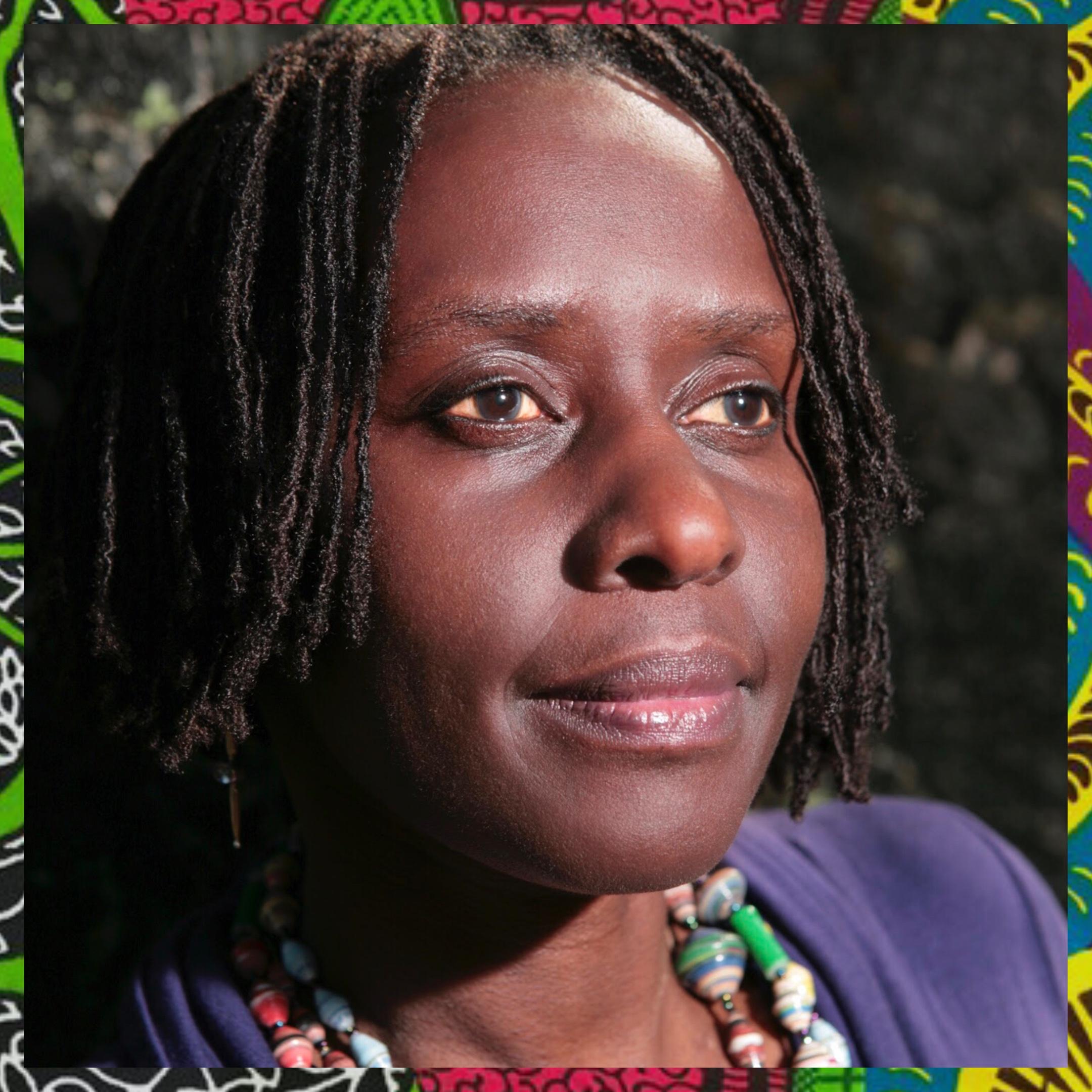 Award Wininng Poet, Writer and Scholar - JULIANE OKOT BITEK