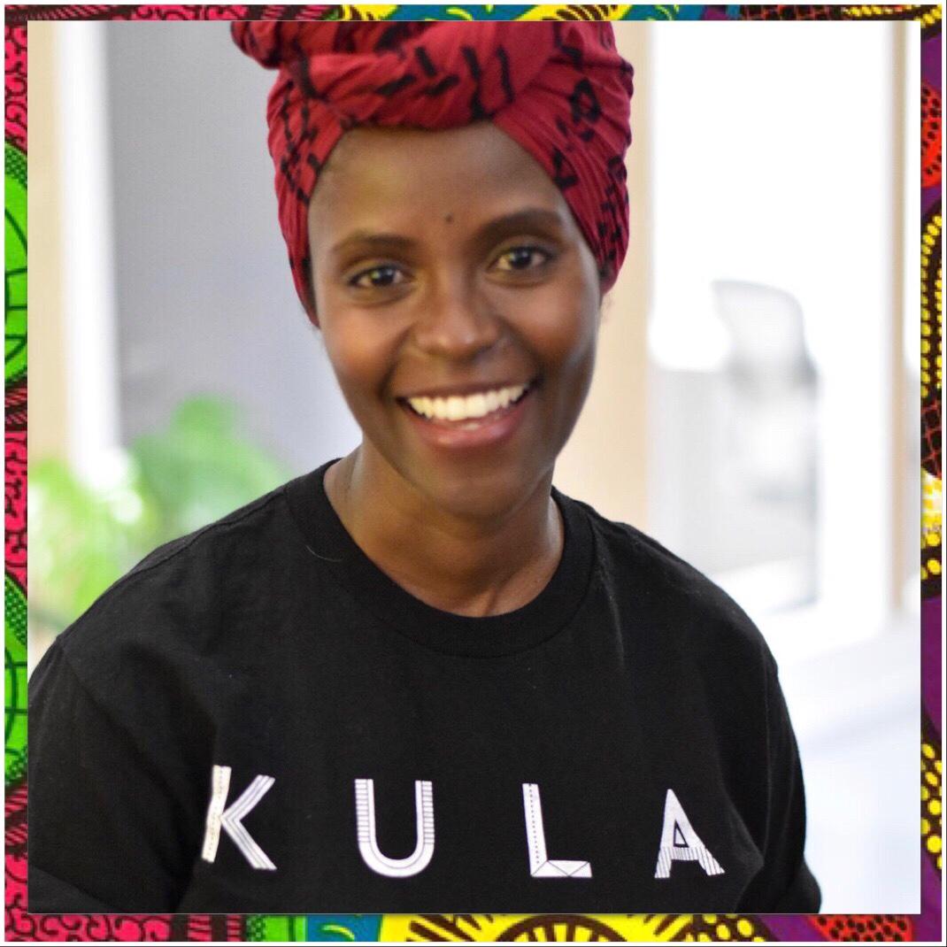 Founder of Kula Foods - Asha Wheeldon