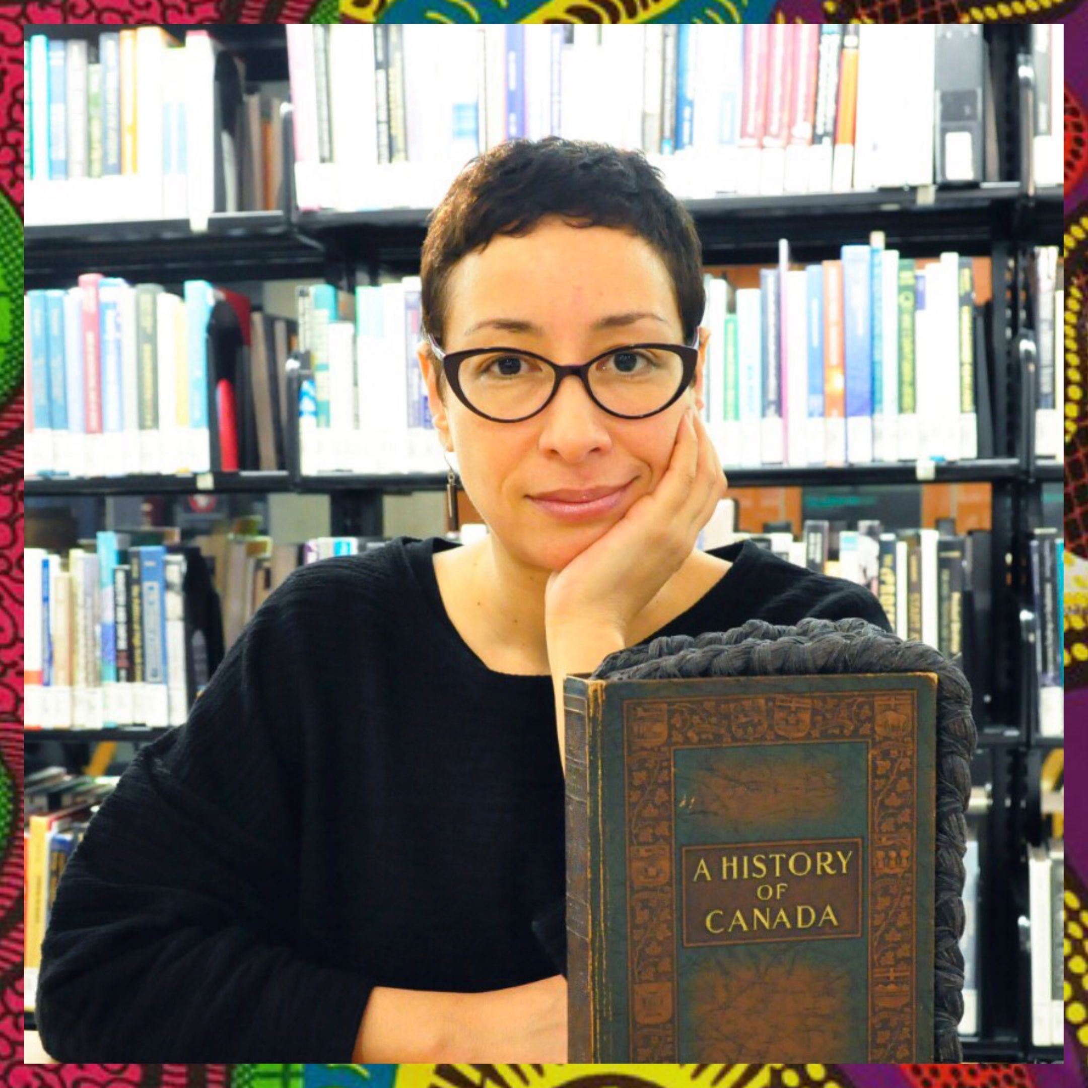 FACILITATOR - Chantal gibson