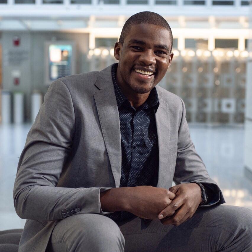 Founder of roots Africa, social entrepreneur and public speaker - Cedric nwafor