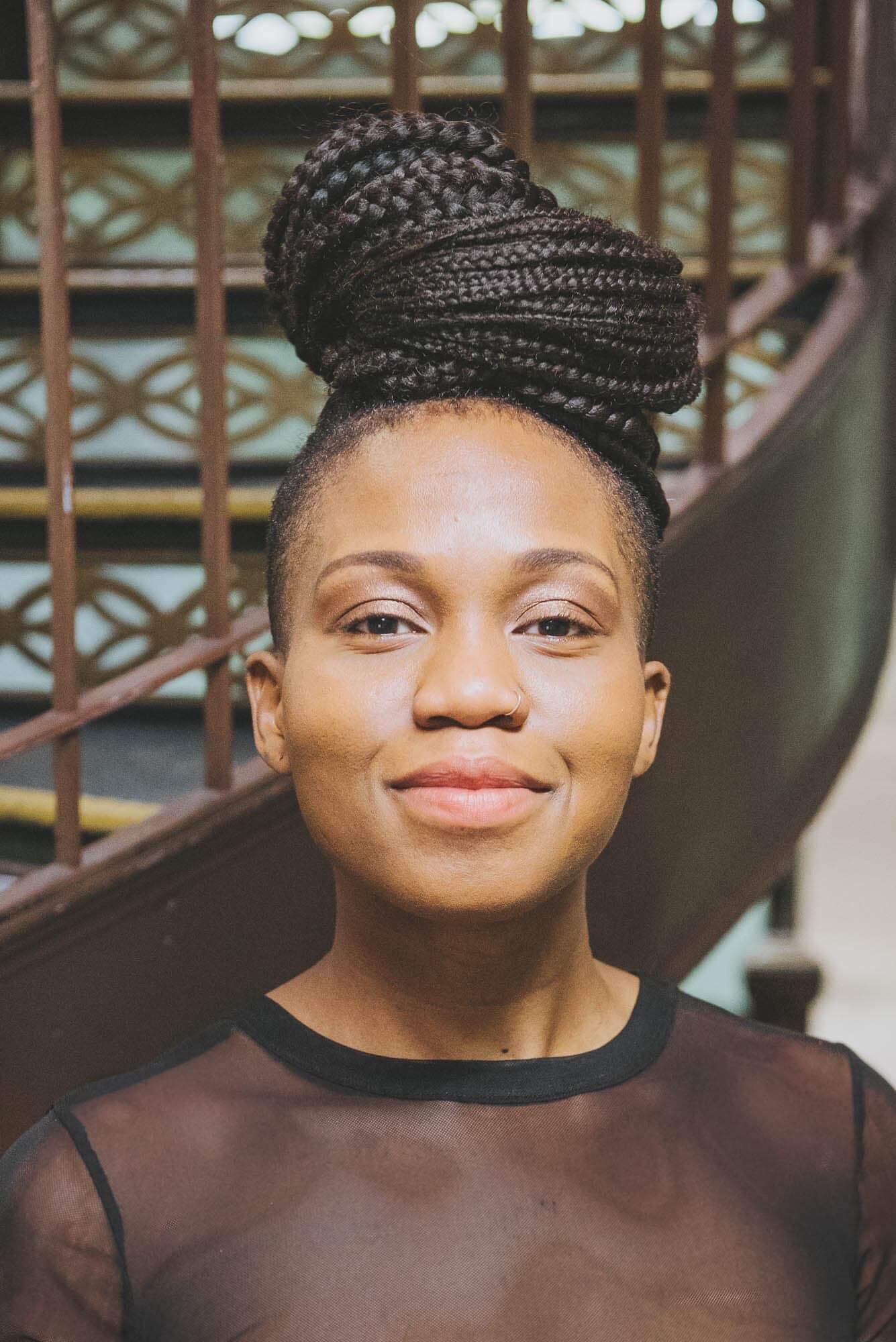 FACILITATOR - Sandra Iroegbu