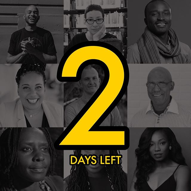 2 DAYS LEFT 😃🙌🏾 2 packed days of inspiring workshops and engaging discussions surrounding afrocentricity.  Decolonizing Academia this weekend!!! #africa #afrocentrism2019 #afrocentric #afrofuturism #poetsofinstagram #artistsoninstagram #blackscholars #activism #literature #blackgirlmagic #decolonization