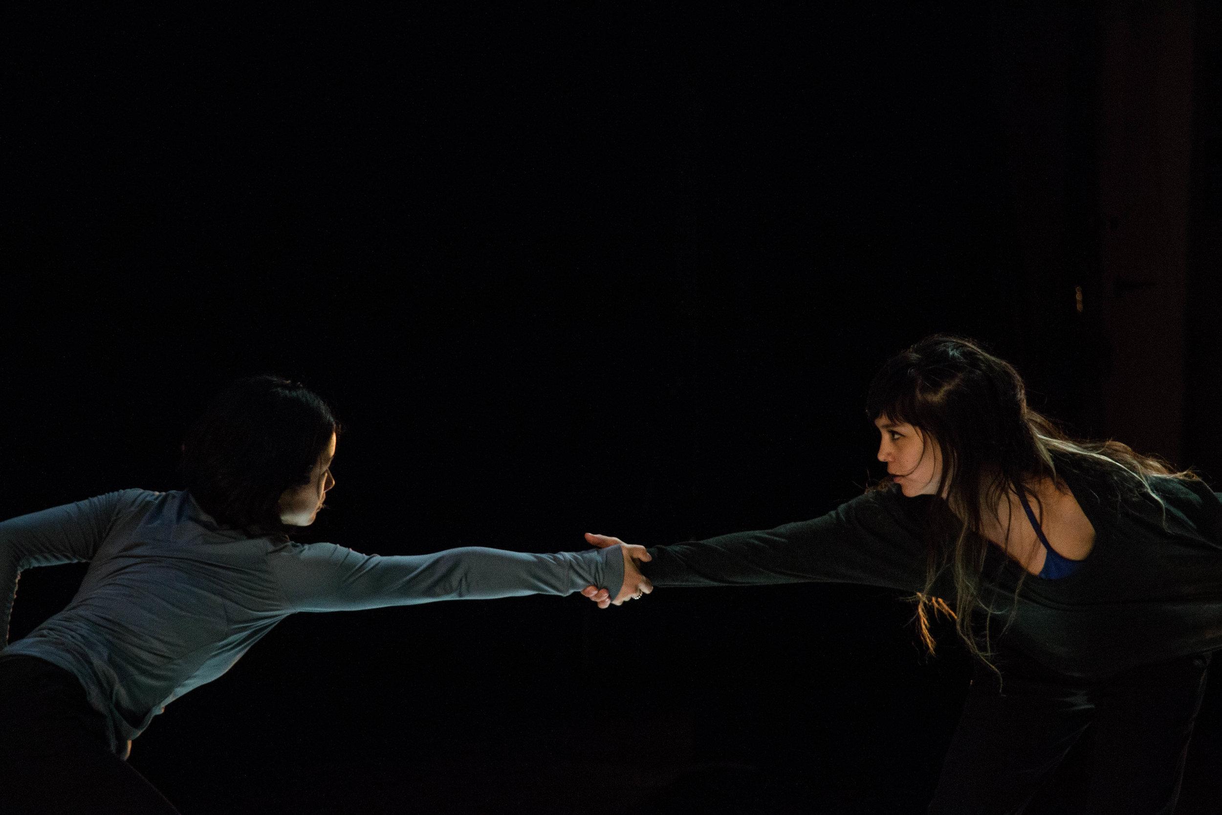 Steffi Cheong & Natasha Adorlee Johnson - ODC/Dance