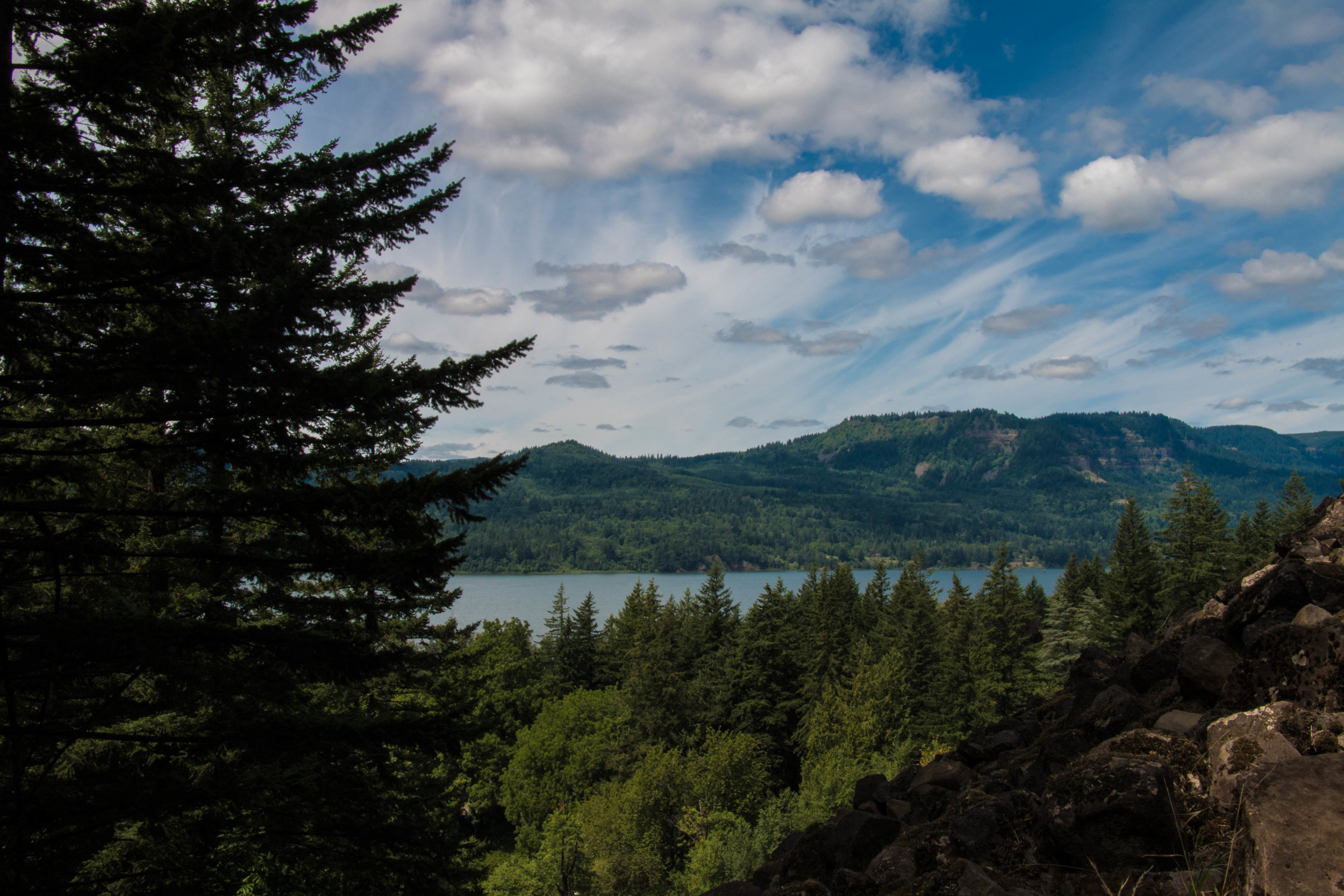 Angel's Rest Trail, Oregon