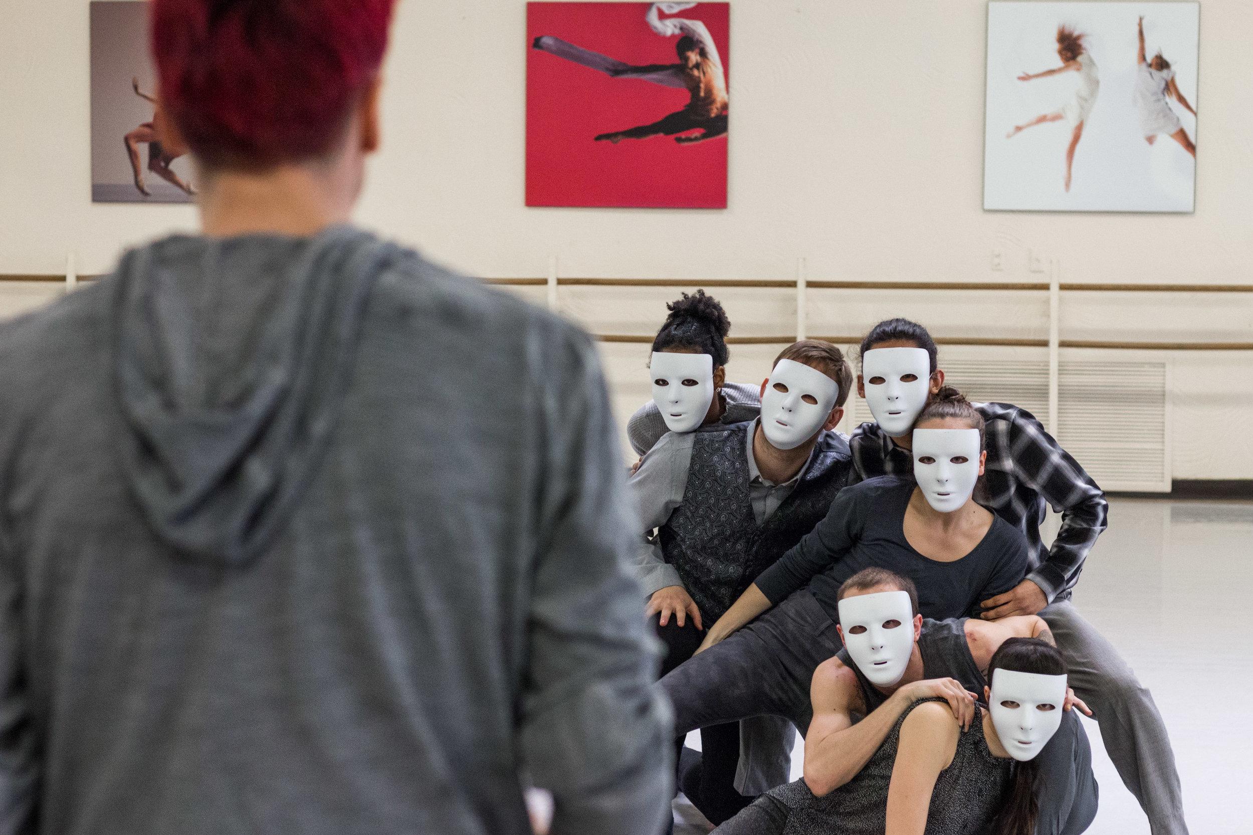 Manuel Vignoulle w/DanceWorks Chicago