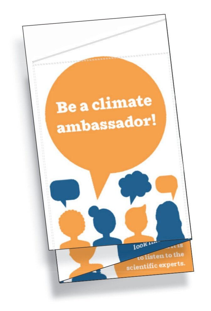 Climate Ambassador Card — Climate Museum