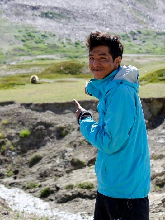Logzang Wangtak   Ladakh Field Coordinator