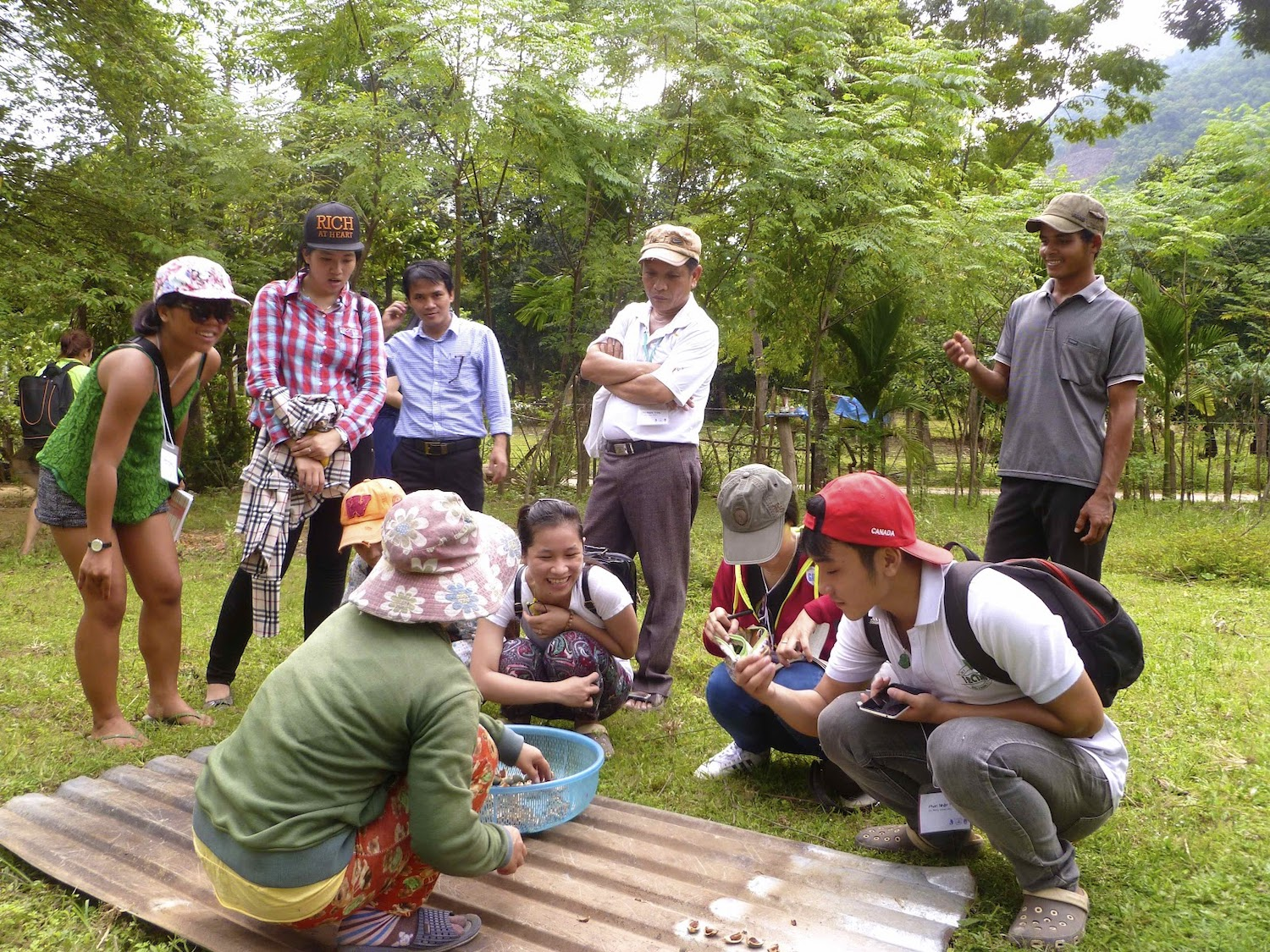 Rural community development in Vietnam