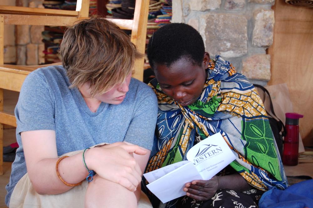 What will you do when you study abroad in Rwanda?