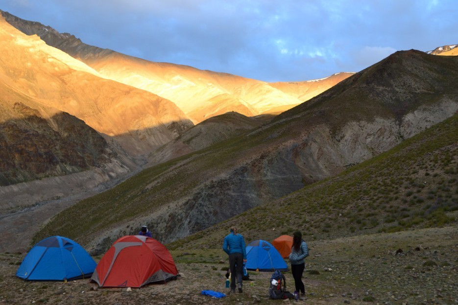 Responsible travel in the Zanskar Valley