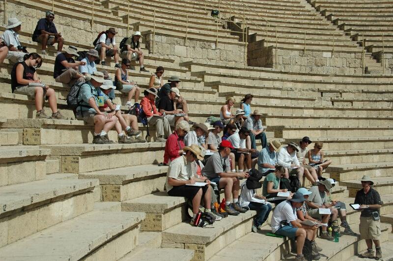 Travel Israel Fifth Gospel