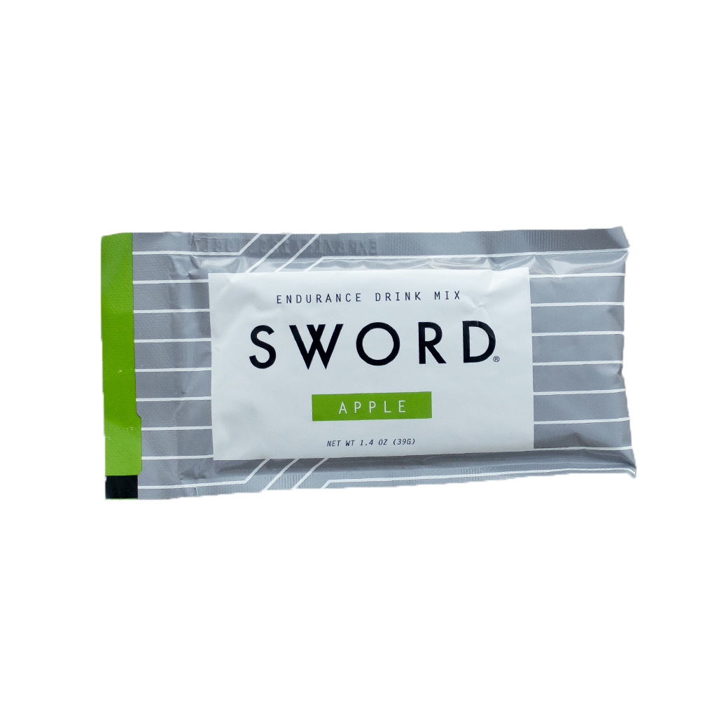 Sword Performance Drink  - fuel source for long runs. My stomach can't handle gels so having carbs in this drink is extremely useful for me