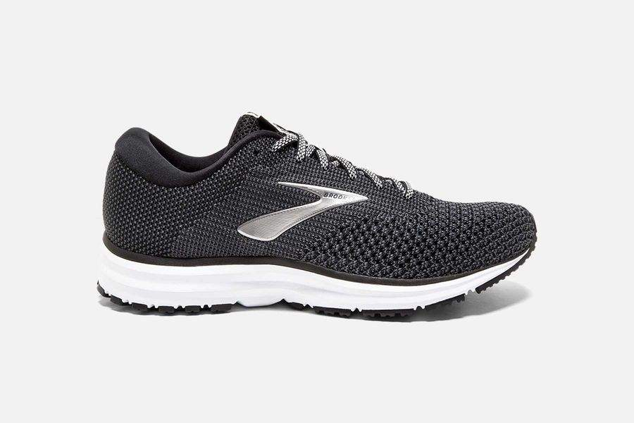 Brooks Revel 2 - I use these for easy and recovery miles during the week. I don't love the shoe, but it gets the job done.