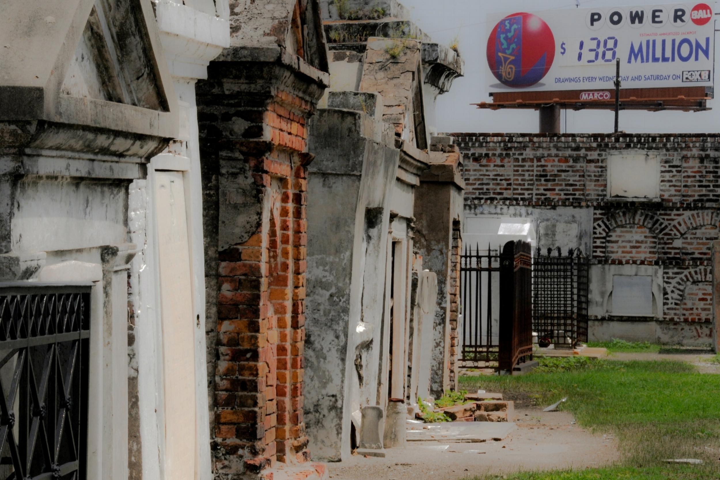 Grave Values - New Orleans - 2009