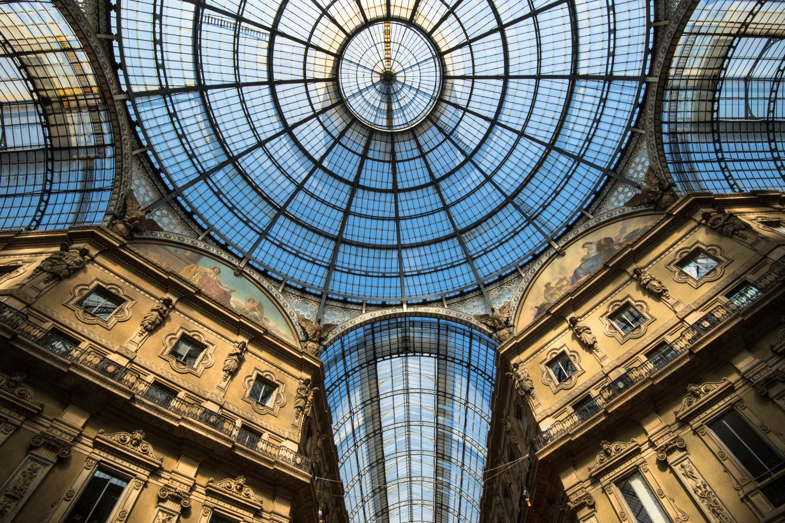 Eye In The Sky - Milan, Italy - 2014