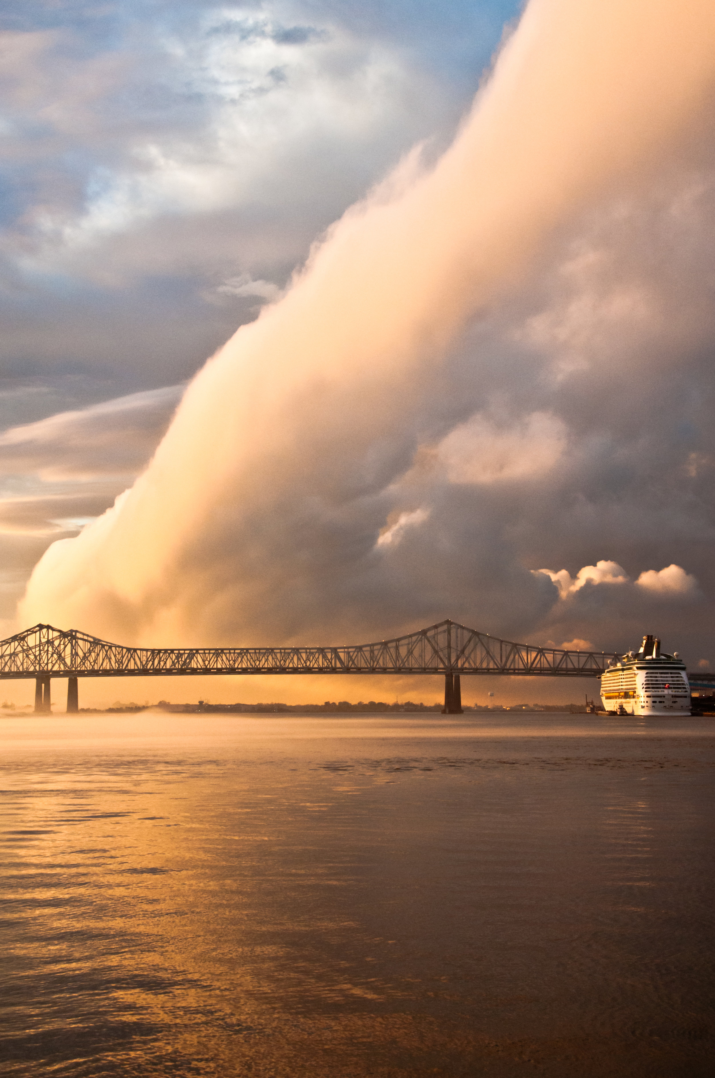 Cloudburst - New Orleans - 2012