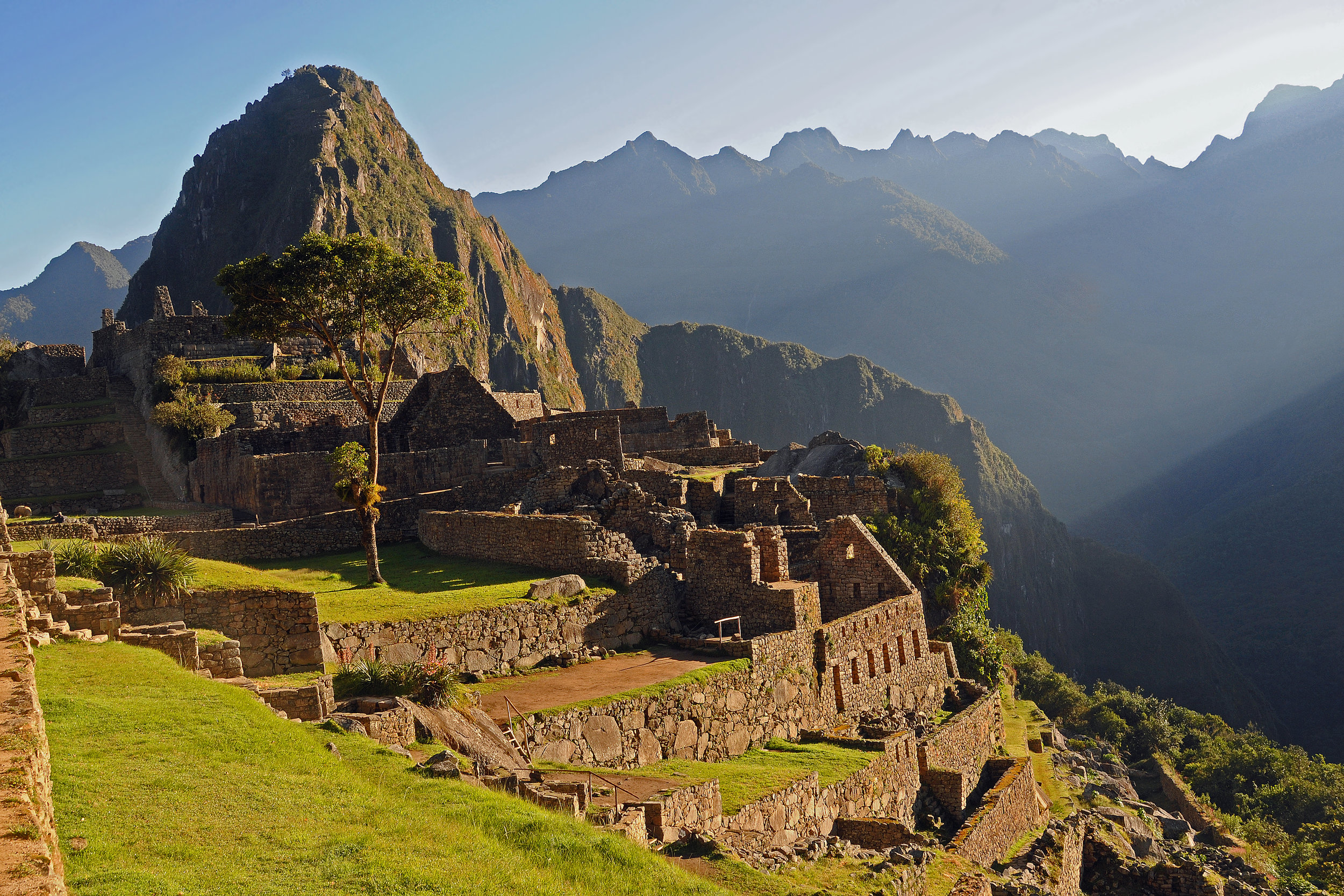Dawn Of The Incas - Peru - 2008
