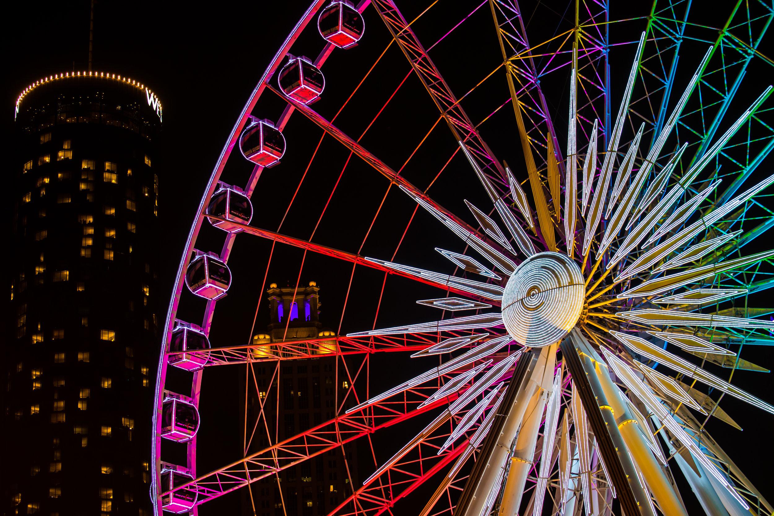 Neon Rainbow - Atlanta - 2014