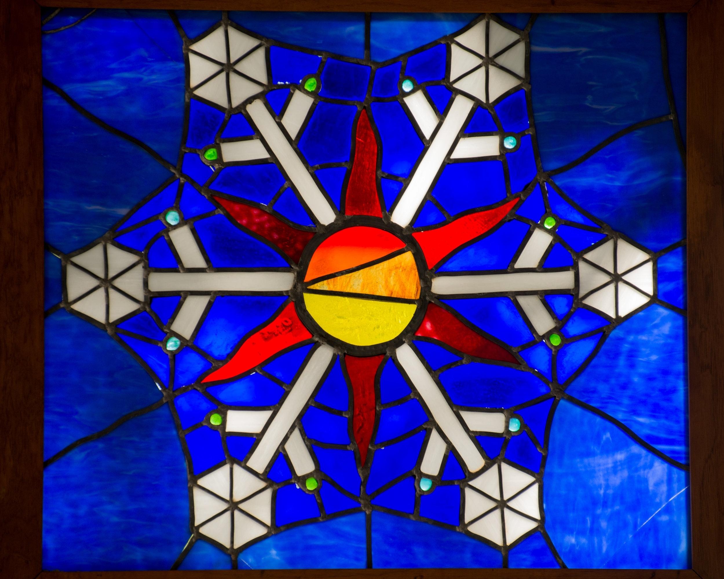 Asphodel Sunflake - 1978