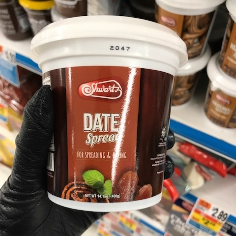 date+syrup