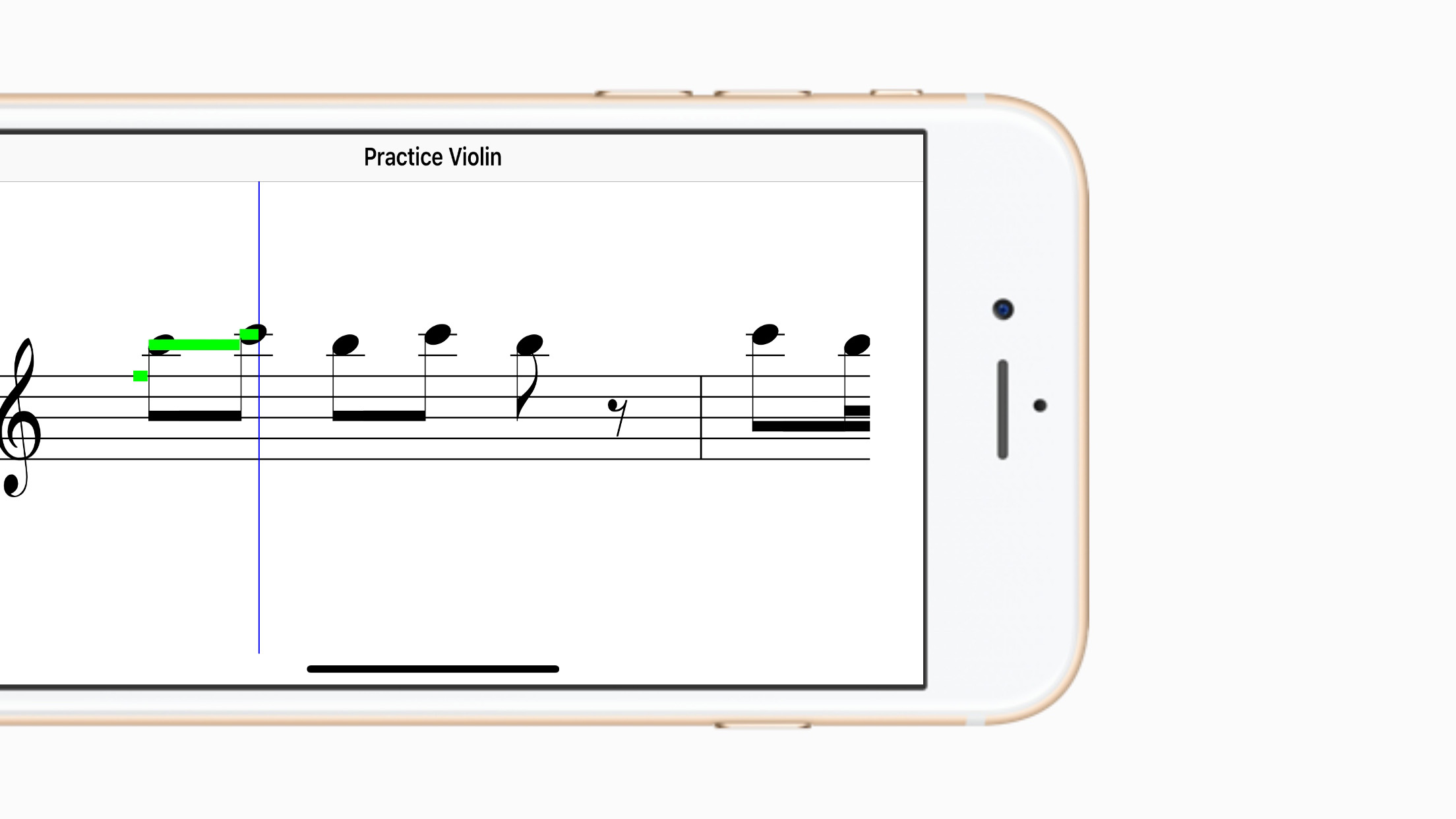 PrimaVista - PrimaVista™ is an artificially intelligent sight-reading trainer, now available in the App Store for iOS Devices.Its patent-pending musical intelligence composes music tailored to your ability, as you play, so you're always challenged just enough.Download Now