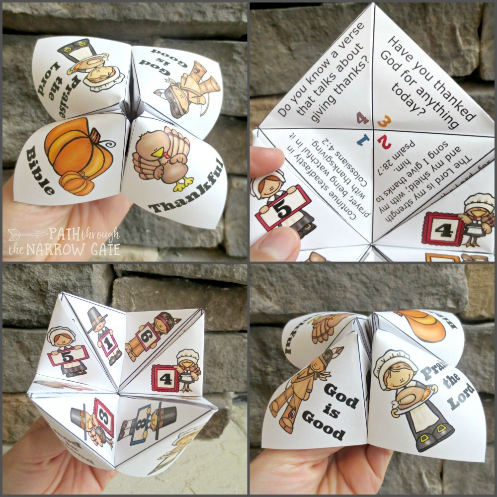 Activity Idea: Thanksgiving Finger Puzzle.  Click here for the website and more details.