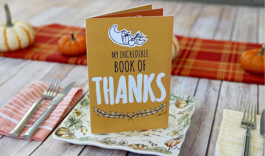 Free printable Thanksgiving Gratitude Booklet.  Click here for the website and more details.